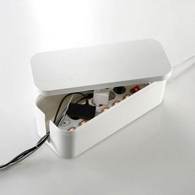 케이블 멀티탭 전선 정리함 / 콘센트 가리개 미니 대형