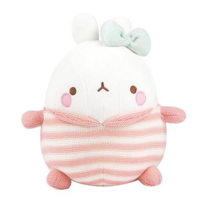 몰랑 쿨니트 봉제인형 25cm-핑크