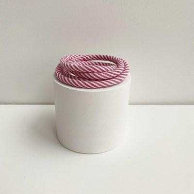 [마스크줄]Stripe Strap-Red