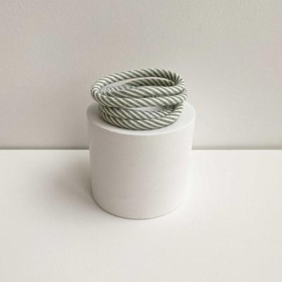 [마스크줄]Stripe Strap-Green