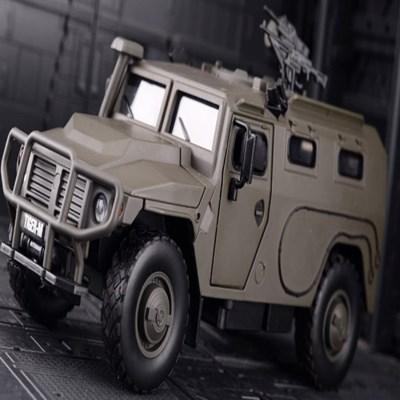 RUSSIAN TIGER 러시아 타이거 대테러 고기동 차량