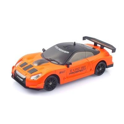 1/24 4륜구동 드리프트카 GT-R 오렌지 RC