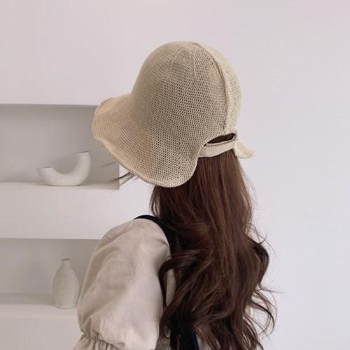 보넷 여름 버킷햇 지사 벙거지 여자 모자