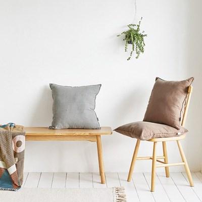 사각 의자 방석 린넨 패브릭 북유럽 카페 홈 인테리어 2_(1351478)