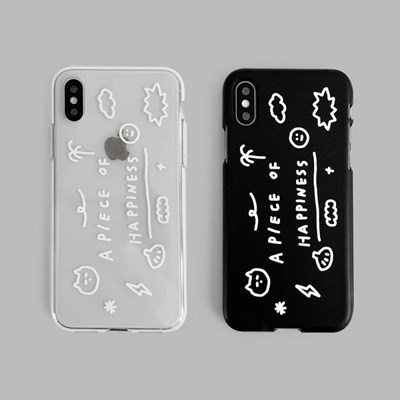 Phone case. We draw happiness