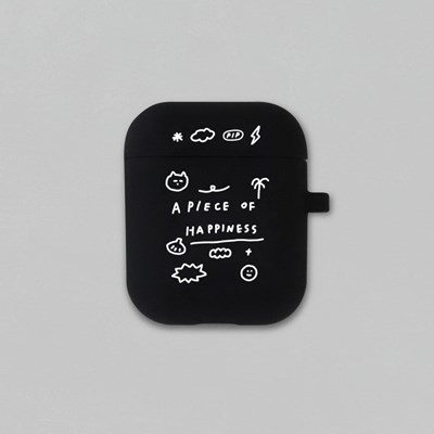 AIR POD CASE. We draw happiness