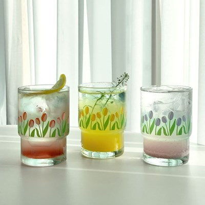 small tulip glass 245ml