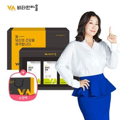 [비타민마을] [선물SET] 와이즈 아연 3박스 180정 6개월분