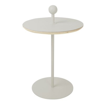 Plain Table 3 - Light gray