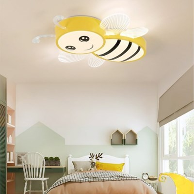boaz 허니비 방등(LED) 키즈 카페 홈 인테리어 조명