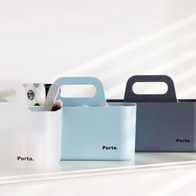 포르타 컴팩트 데스크 오거나이저 연필꽂이 정리함 5 color