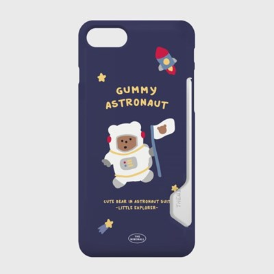 astronaut gummy 카드수납 케이스