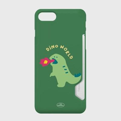 랩터 공룡 카드수납 케이스