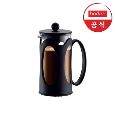 [보덤] 케냐 프렌치프레스 커피메이커 라운드 350ml