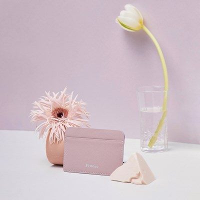 FENNEC CAVI CARD POCKET - LILAC PINK