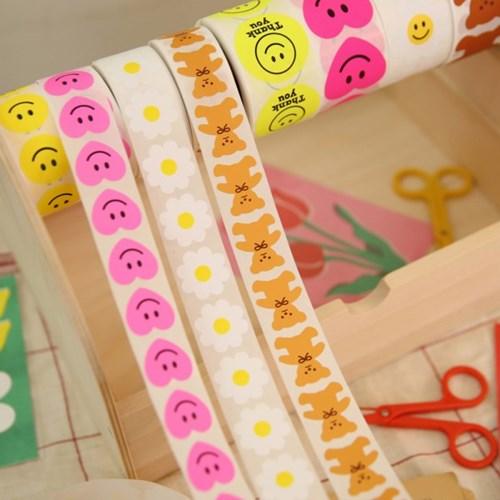 afrocat Roll-sticker [01-04]