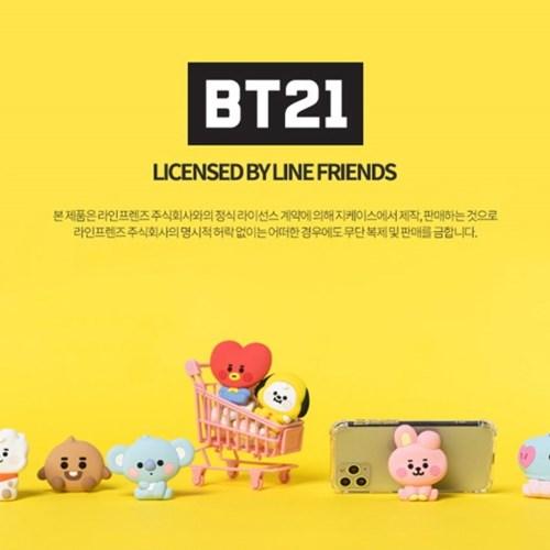 BT21 베이비 버블리 팝톡