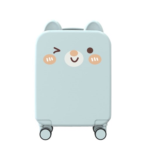 [믹시] 삐삐 어린이 하드캐리어 16인치(기내용)_스카이_(1718602)