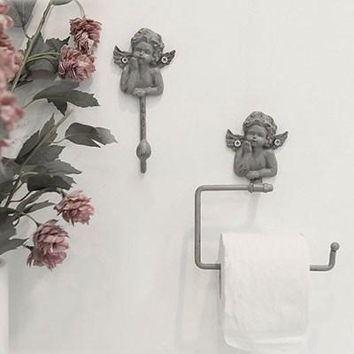 W101엔틱 천사 욕실소품