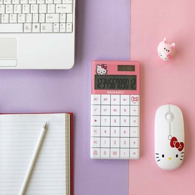 Hello Kitty 전자 계산기