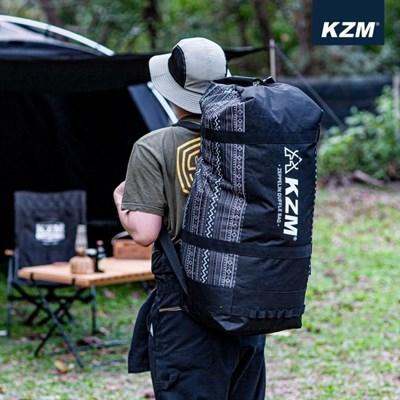 카즈미 제플린 더플 백 K20T3B007 / 대용량 캠핑 백 수납 가방