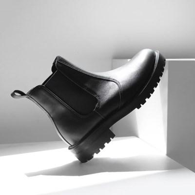 파스코로젠 플린트 코만도솔 첼시부츠 블랙 [250~280mm]_(1951220)