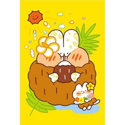 메이드인 선샤인 코코넛 엽서
