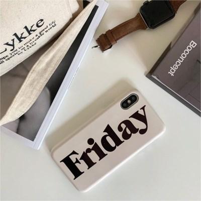 Denmark Friday Hard Case