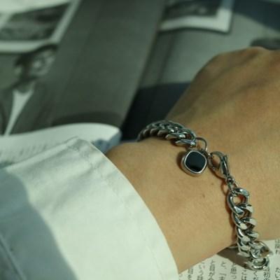 남자 팔찌 써지컬스틸 carla pendant bracelet_(1210188)