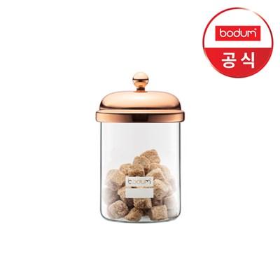 [보덤] 클레식 밀폐 유리병 캐니스터(보관용기) 500ml