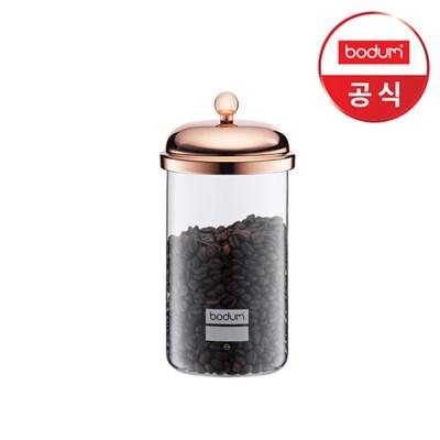 [보덤] 클레식 밀폐 유리병 캐니스터(보관용기) 1L