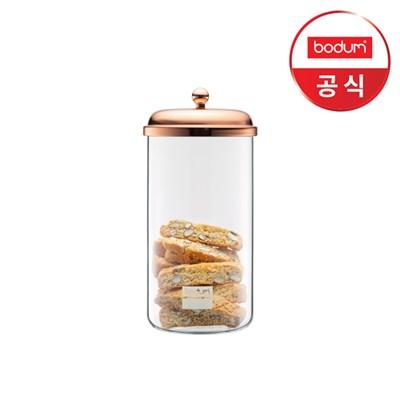 [보덤] 클레식 밀폐 유리병 캐니스터(보관용기) 2L