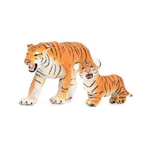 [사파리엘티디] 벵갈호랑이 동물피규어 2종세트(294929'270829