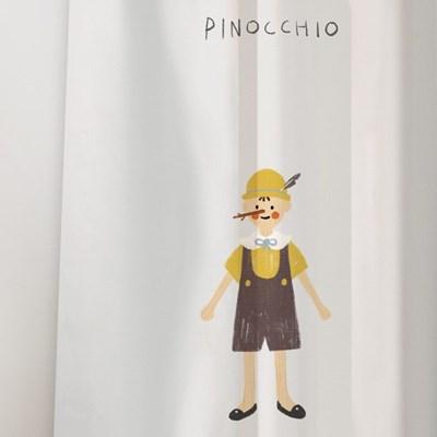 피노키오 커튼