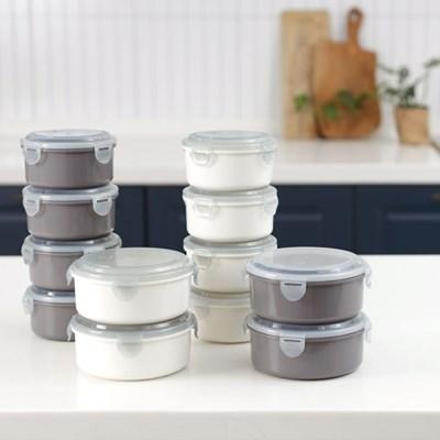 밀폐용기 반찬통 1+1 냉동밥보관용기 반찬용기