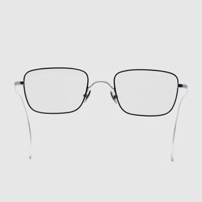 MANISH silver-black 안경 블루스크린 차단 남자 여자_(2397723)