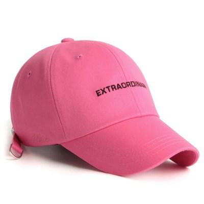 20 EX W CAP HOT PINK