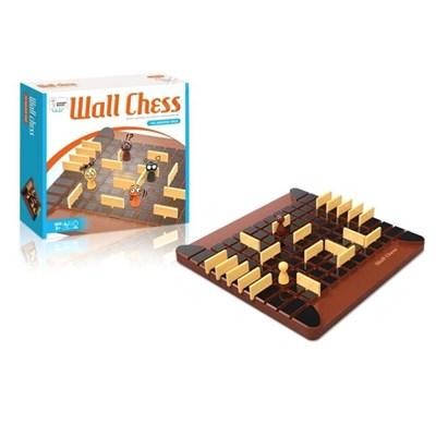맥킨더 월 벽 체스 보드게임_(347727)