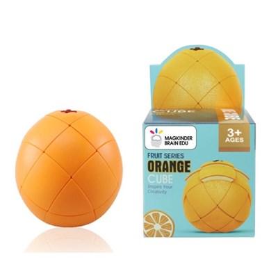 맥킨더 3D 과일 오렌지 큐브_(347720)