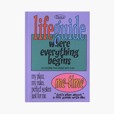 HARD COVER NOTE_LIFE GUIDE