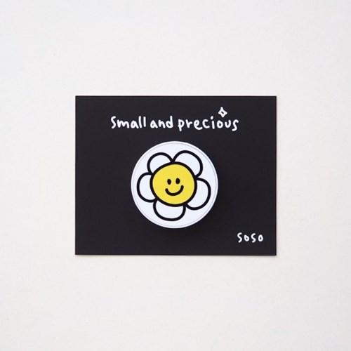 스마일꽃 그립톡