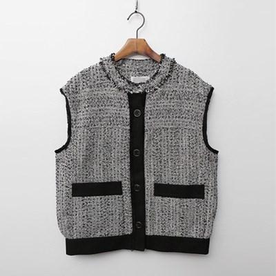 Tweed Gwendia Vest