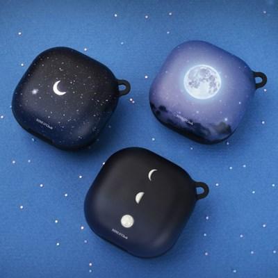 나인어클락 달 시리즈 하드 삼성 갤럭시 버즈 라이브프로 케이스