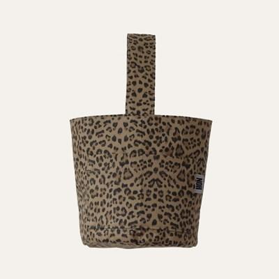노노bag leopard (mini size)