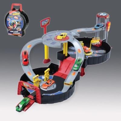 [모터맥스]타이어케이스 주차장 놀이세트(35P)(540M78131)