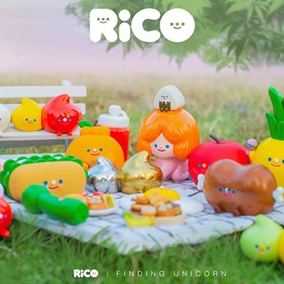 HAPPY PICNIC RiCO TOY - BOX (9EA)