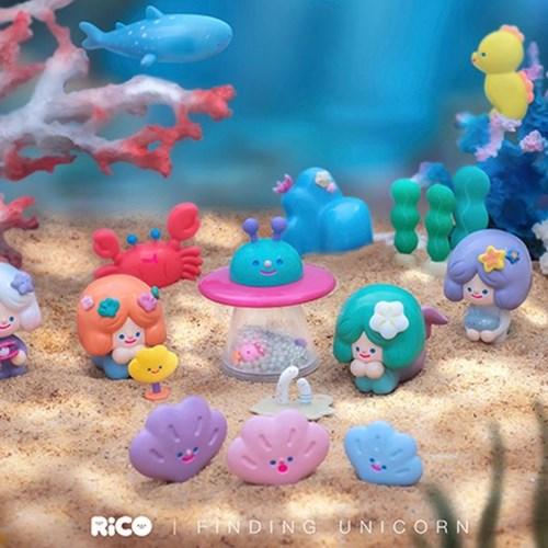 HAPPY SEA RiCO TOY - RANDOM (1EA)