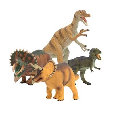 [사파리엘티디] 공룡 피규어 4종(410601'284529'411501&