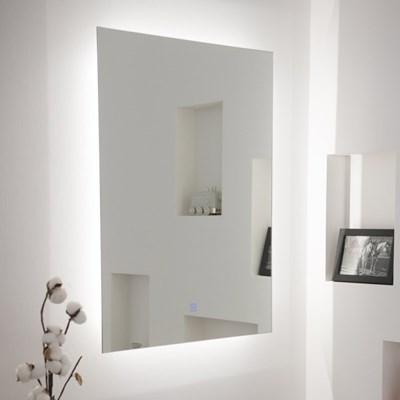 다빛 LED 사각 거울 30W