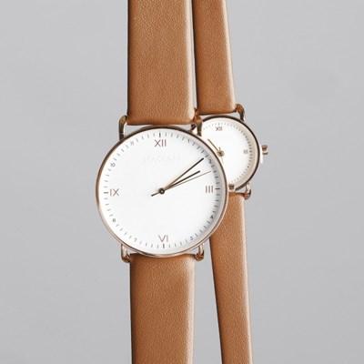 watch 003 언더커브드 가죽시계 535 손목시계 2 size 5 color